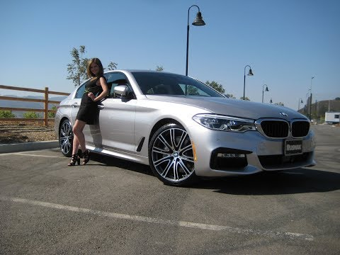 2018 BMW 540i with M Sport Package / 20