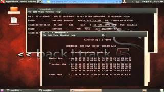 [BT5] -Cracking WPA2