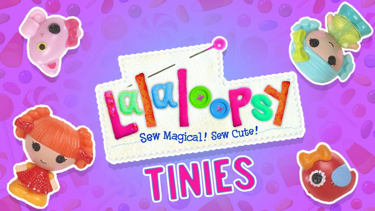 NEW LALALOOPSY TINIES BLIND BAGS!