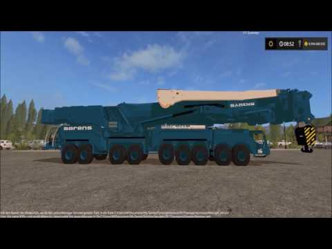 LIEBHERR LTM11200 TEREX FINAL VERSION