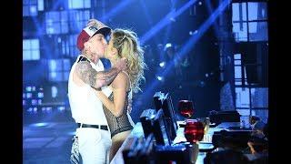 El Polaco bailó reggaeton y le dio tremendo chape a su bailarina