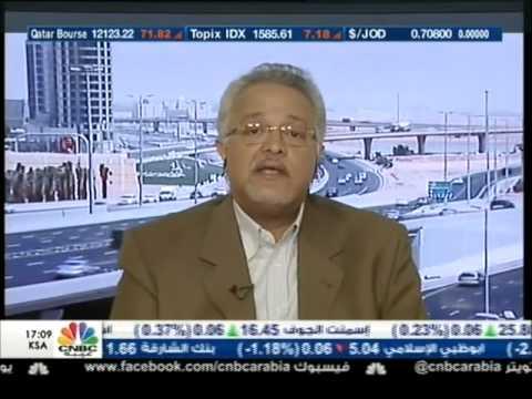 الأستاذ تميم جاد برنامج البوصلة CNBC Arabia 04/05/2015