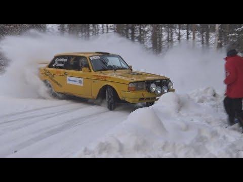 SM Vaakuna Ralli 2018, Mikkeli (action & mistakes)