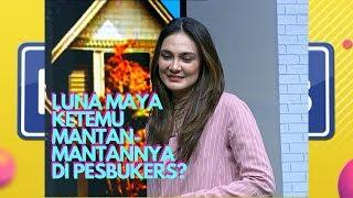 Download Video Sahurnya Pesbukers: Luna Maya Ketemu Mantan-Mantannya di Pesbukers?   Pesbukers ANTV 5 Mei 2019 MP3 3GP MP4
