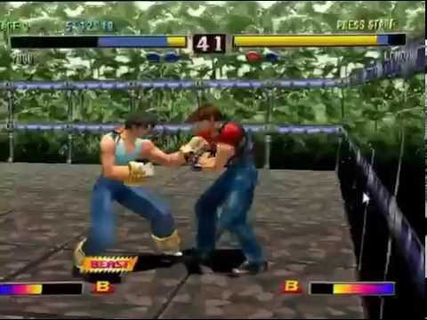 BLOODY ROAR 2 FIGHT 4 #ARCADE (PC GAMEPLAY!!)