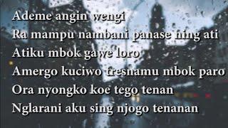 Download lagu Lagu Baper Lungaku Guyon Waton Mp3