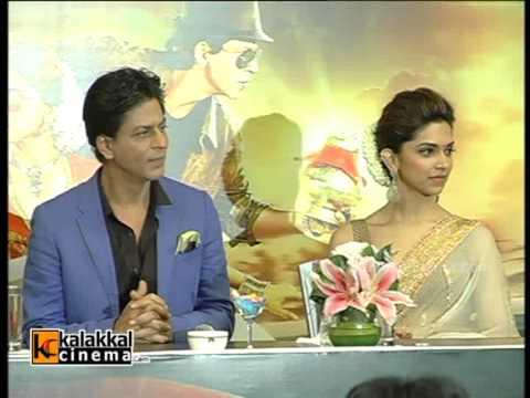 Chennai Express Movie Press Meet Part 1