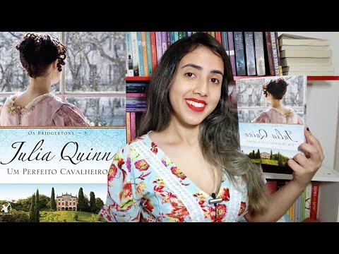 ?Um Perfeito Cavalheiro? |Julia Quinn | RESENHA | Leticia Ferfer | Livro Livro Meu