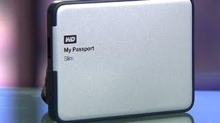 Video giới thiệu ở cứng WD My Passport slim