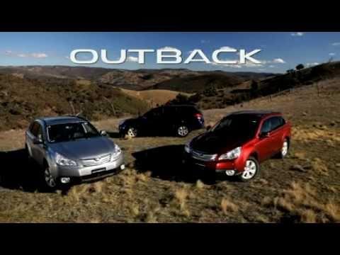 MY10 New Generation Subaru Outback | Official Subaru Australia