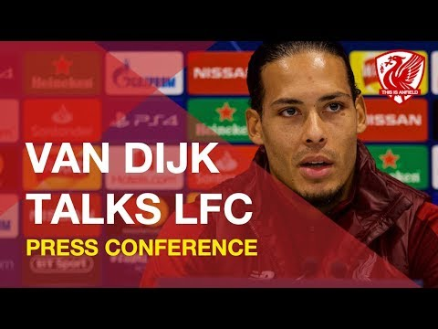 Virgil Van Dijk Talks About Joe Gomez, Liverpool FC & More