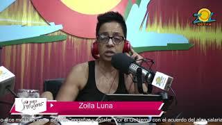 Zoila Luna comenta sobre psicoterapeutas que estarán en zonas afectadas por huracán María