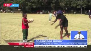 KTN Prime 4th Feb 2016 Grassroot Rugby