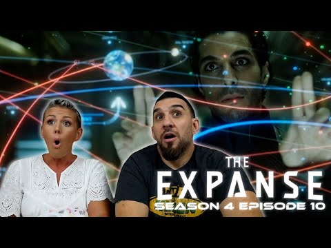 The Expanse Season 4 Episode 10 'Cibola Burn' Finale REACTION!!
