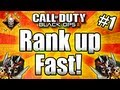 ★Black Ops 2: RANK UP FAST - Easy Tips! (Call of Duty BO2 Multiplayer) Part #1