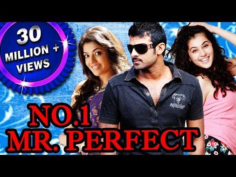 No. 1 Mr. Perfect (Mr. Perfect) Hindi Dubbed Full Movie   Prabhas, Kajal Aggarwal