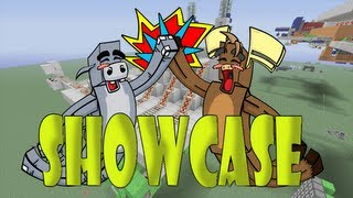 Minecraft Xbox 360 Showcase video for next week (just one week)