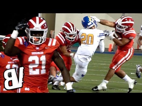 Mater Dei Runs ALL OVER Bishop Amat In SEASON OPENER! USC Bound QB Bryce Young Mater Dei DEBUT!