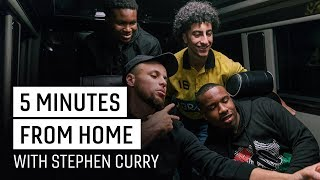 Video Stephen Curry and Kevin Durant Surprise High School Team | 5 Minutes from Home MP3, 3GP, MP4, WEBM, AVI, FLV Juli 2018