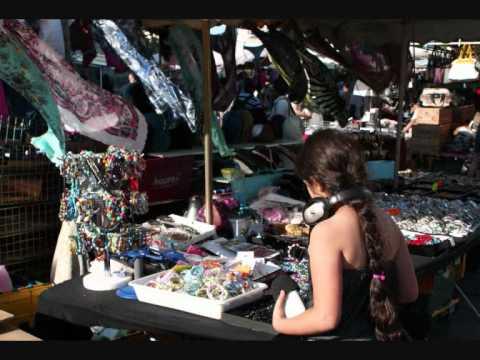 Le marché du Val Nord, Argenteuil