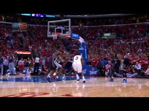 Amazing Game Winner for Chris Paul in Clippers-Grizzlies Game 2