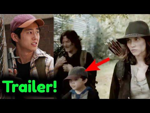 The Walking Dead Season 10C NEW TRAILER! Hershel Rhee, Negan & Lucille, Commonwealth, & More!