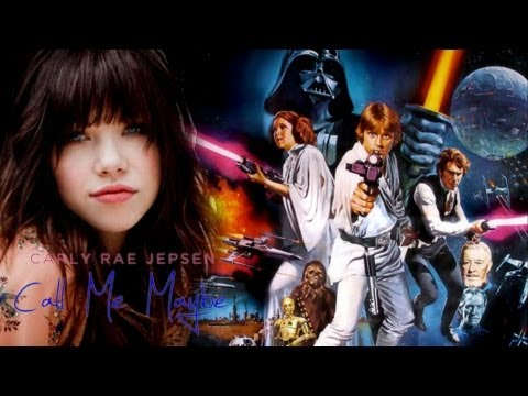 "Star Wars Covers ""Call Me Maybe"""