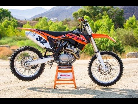 First Impression: 2014 KTM 350SX-F - TransWorld Motocross