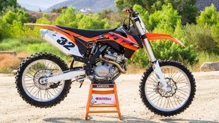 5. First Impression: 2014 KTM 350SX-F - TransWorld Motocross
