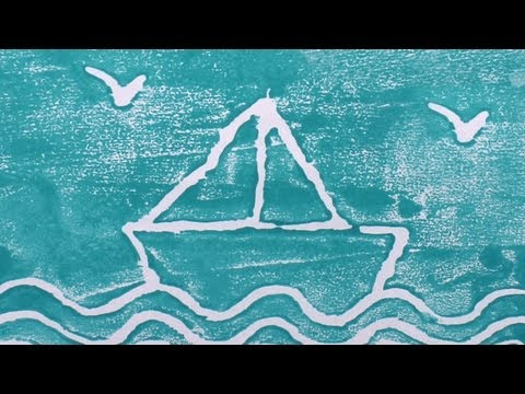 Gravure sur polystyrène (видео)