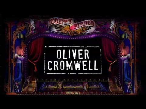 Oliver Cromwell Lyric Video