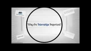 Why Internships are Important!