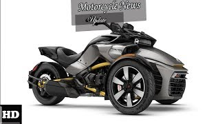 10. Hot News !!! 2017 Can Am Spyder F3 S Limited Edition Spec & Price