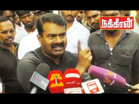 Seeman-Angry-speech-Reporter-asked-controversial-question-on-Vignesh-Death