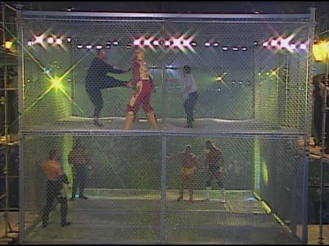 Brian's WCW Avontuur #14: WCW Uncensored 1996 Review (Nederlands/Dutch)
