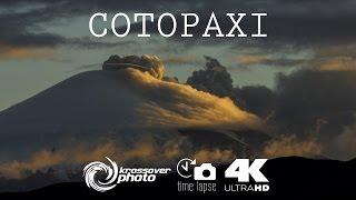 4K: Cotopaxi Volcano 2015 [ ACTIVE ]
