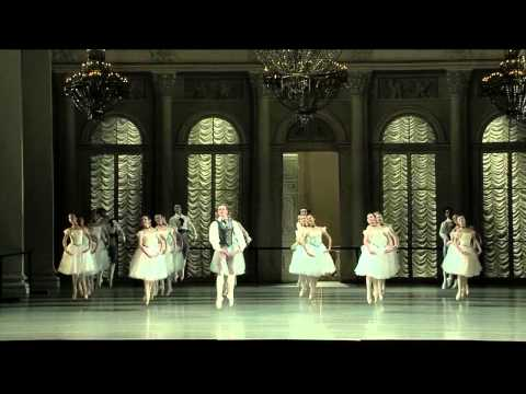 272-th graduation class of the Vaganova Academy of Russian Ballet