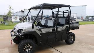 10. Mainland's Review of the Updated 2020 Kawasaki Mule Pro FXT Ranch in