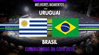 Video Highlights - Uruguay 1 vs 4 Brazil - 2018 Fifa World Cup Qualifiers - 03/23/2017 MP3, 3GP, MP4, WEBM, AVI, FLV Agustus 2019