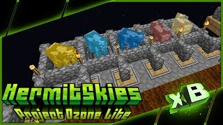 Auto Fluid Cows & Wither Boss! :: HermitSkies | Project Ozone Lite :: E10