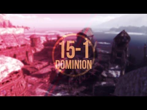 For Honor | Berserker | 15-1 Dominion on Shipyard