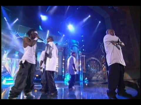 Lil Wayne & CashMoney  - #1 Stunna & Get Your Roll On (Live THE SOURCE AWARDS 2001)