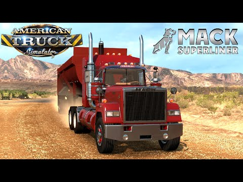 Mack Superliner V8 ( Incl. Template ) 1.26