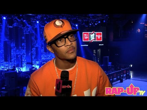 T.I. Talks Iggy Azalea Success & Hustle Gang Tour