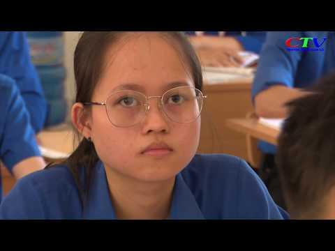 Học sinh Võ Thị Phương Bin đoạt giải Nhì quốc gia cuộc thi viết về an toàn giao thông