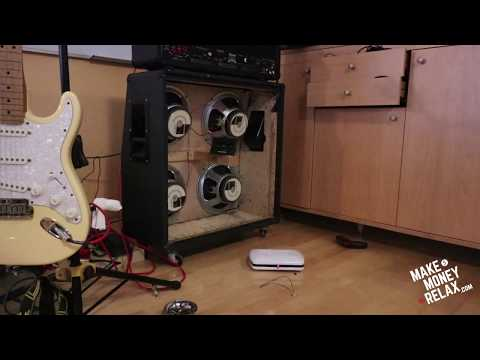 Replacing Input Jack Marshall 1960 Cab -  Many Problems - makemoneyrelax