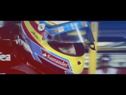 video tributo a fernando alonso in ferrari