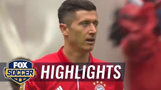 Bayern Munich vs. Hannover 96 | 2015-16 Bundesliga Highlights by FOX Soccer