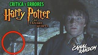 Nonton Errores de peliculas Harry Potter y la camara secreta Critica WTF PQC Film Subtitle Indonesia Streaming Movie Download