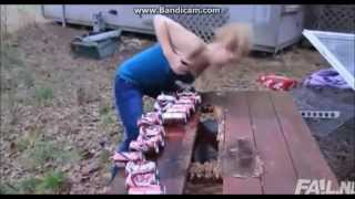 Videos De Risa 2014!  Animales Armas Bebes Ostias Bromas★
